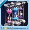 Пластичный отметчик времени Hourglass высасывателя как подарок
