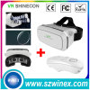 Vr Shinecon Virtual Reality 3D Glasses + Bluetooth Remote Cntroller