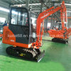 excavatrice compacte hydraulique Kd18 de la chenille 1.8t