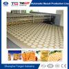 Модель Bcq250 завершает многофункциональную производственную линию печенья