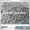 Granito grigio G601 per la pietra per lastricati/pietra dei cubi/la pietra/strada privata del lastricatore