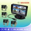 Sistema impermeable de la cámara del carro de la cámara del shell