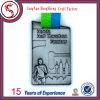 Ribbonの習慣Sport/Running/Coin/Pin/Medallion/Gold/Souvenir/Zinc Alloy/Silver/Enamel/Marathon/Badge Medal