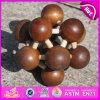 Brinquedo educacional de madeira do bebê quente da venda 2015, brinquedo de madeira educacional da inteligência. Brinquedo de madeira pré-escolar W11c019 da inteligência