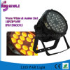 18PCS*10W 2in1 LED PAR Light met Ce & RoHS (hl-27)