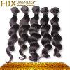 もつれ無し取除く緩い波のインドの毛無し(FDX-ILW-60)