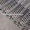 ステンレス鋼の金網のコンベヤーベルト