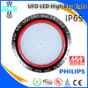 Philips LED Chip와 가진 Dimmable LED High Bay Light