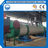 Biomass industriale Rotary Drum Dryer con Single Cylinder Factory Price