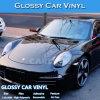Entrega rápida brillante PVC Film abrigo del coche del color pegatina Cambio