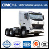 HOWO A7 6*4 420HP Tractor Truck pour Hot Sale