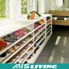 Cabinas modernas a prueba de humedad de los estantes de los zapatos (AIS-W144)