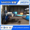 Tagliatrice del plasma della lamiera sottile della fiamma di CNC per montaggio d'acciaio