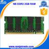 Volledige Compatible 128mbx8 Ett Chip DDR2 SODIMM 2GB RAM