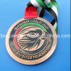 De Medaillons van het Jioe-jitsoe van de Medaille van de Federatie van het Jioe-jitsoe van de V.A.E (medaille 1113 van het Jioe-jitsoe)