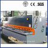 Machine van het Metaal van het blad de Hydraulische Scherende (QC12y-8X3200)