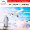 Preiswerteste Luftfracht von China zu Dubai/zu Mittlerem Osten