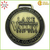 Golfclub Logo Medal mit Antique Brass Wholesale in China