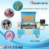 Corte del laser de la cámara de vídeo del nuevo producto y máquina de grabado para la marca registrada