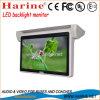 18.5 인치 차 TFT LCD 모니터 버스 전시