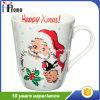 Tasse en céramique promotionnelle de cadeau de Noël