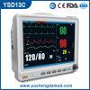 Monitor paciente del multiparámetro del equipo de la diagnosis médica