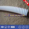 Tube ondulé adapté aux besoins du client de beuglement en plastique