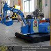 Excavatrice miniature électrique d'intérieur et extérieure à piles de jouet