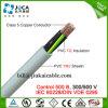 Seilzug des 300/500V flexibler Cu/PVC/PVC Steuer500 B