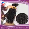 Человеческие волосы навальной девственницы Remy волны волос глубокой бразильские (HKCB-A771)