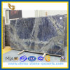 Decoration/Countertop (YQZ-GS1027)のための磨かれたBlue Granite Slab