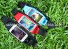 El funcionamiento impermeable de la cintura del bolso de la cintura del paquete del bolso ocasional del deporte empaqueta la caja del teléfono móvil del monedero para iPhone6 iPhone5 iPhone4 o Samsung S6 S5, S4