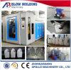 China-ökonomischer HDPE pp. füllt Flaschen-Schlag-formenmaschine die Glas-Gallonen Maschine durchbrennend ab