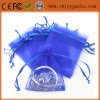 New Fashion Dark Blue Small Organza Bag