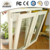 China-Fertigung passte UPVC Neigung-Drehung Windows an