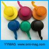 Enduits en caoutchouc de néodyme coloré personnalisent le crochet magnétique
