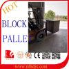 China fêz a pálete concreta do PVC da máquina do bloco do tijolo do cimento