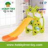 2017 شريحة دير أسلوب رخيص معيار CE أطفال البلاستيك (HBS17005C)