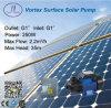 Насос поверхностной вода DC вортекса SQB2.2/35-D24/250 солнечный