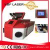 Machine 2016 de soudure de tache laser De Hotsale pour l'orfèvre, système de bijou
