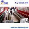 Línea plástica protuberancia de la máquina del azulejo de mármol artificial de la hoja del Faux del PVC