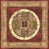 Tegel 1200X1200mm van de Vloer van het Kristal van het Tapijt van het Patroon van de bloem Tegel Opgepoetste Ceramische (BMP20)