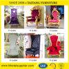 Decoratieve Koningin Chair van het Huwelijk van het Hotel van de Partij van Banquer Perfecte