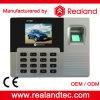 Realandの指紋およびフリーソフトが付いているRFIDのカードの時間出席の製品