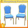 Cadeira vermelha Jc-Bc1605 do banquete do casamento do metal da tela do frame do ouro