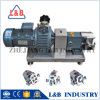 Pompe rotatoire sanitaire industrielle de lobe de Bls