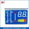Écran LCD de Stn Transflective pour le distributeur de gaz