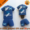 Belüftung-Fußball-T-Shirt USB-Karte für Sport-Geschenke (YT-JB)