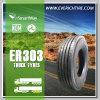 des Schlussteil-295/80r22.5 Reifen Gummireifen-Handelsreifen-halb LKW-der Gummireifen-TBR mit Zeitdauer