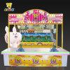 Karnevals-Spiel Stand-Frosch springen